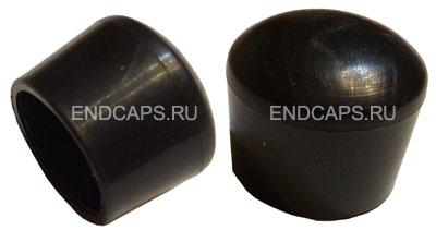 Заглушка наружная для трубы 25 мм