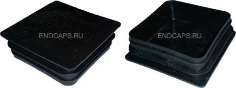 Заглушка для заборов 80-80 мм