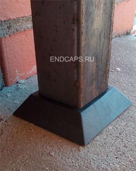 Заглушка защитная для столба 50x50